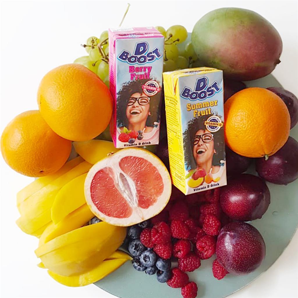 Dboost Vitamin D Drinks