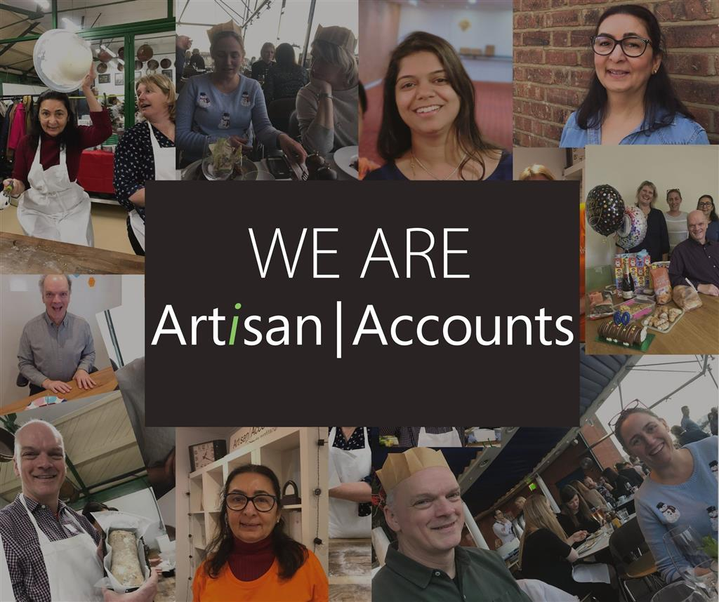 Artisan Accounts